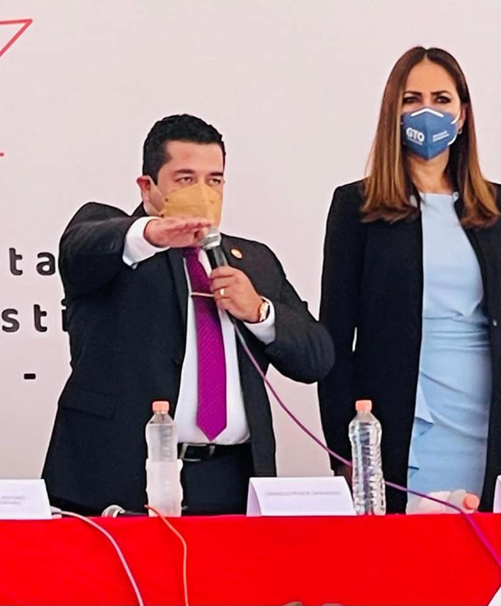 TOMA DE PROTESTA DE NUESTR@S PRESIDENTES MUNICIPALES 2021-2024