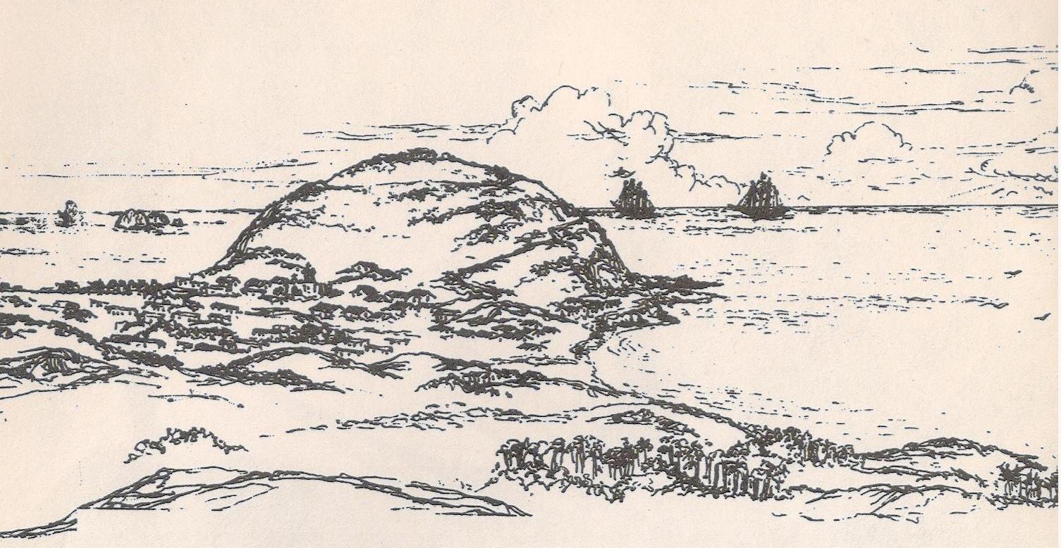 1821, Declaran a Mazatlán como puerto de altura.