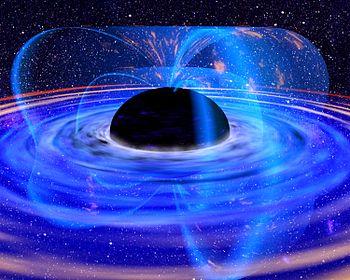 Según un estudio reciente, los agujeros negros no existen, matemáticamente hablando