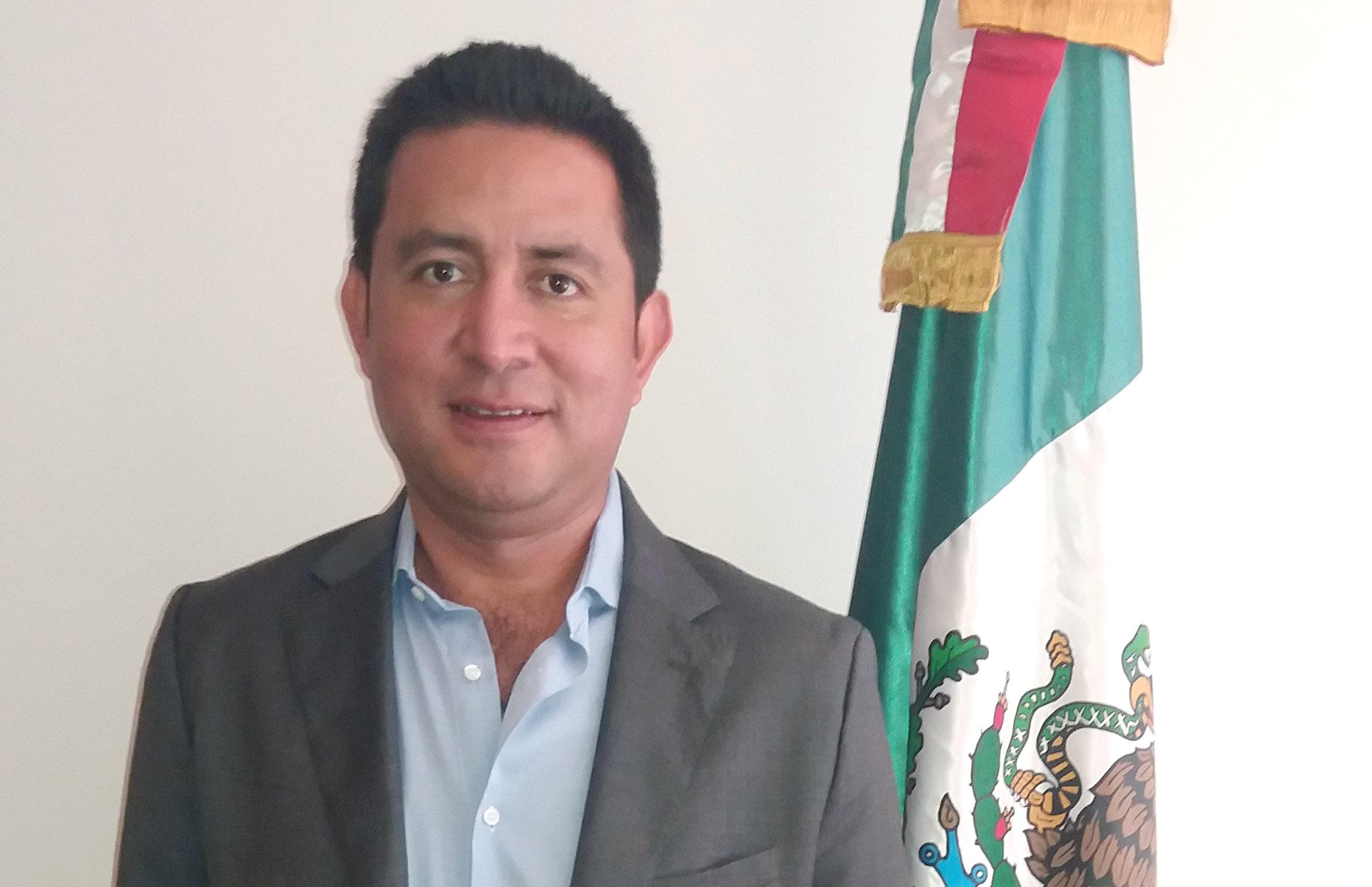 """PROMUEVE EL PRI DE BAJA CALIFORNIA SUR """"NOVIEMBRE  MORADO, MES DEL BUEN TRATO"""": MAURO DOMÍNGUEZ"""