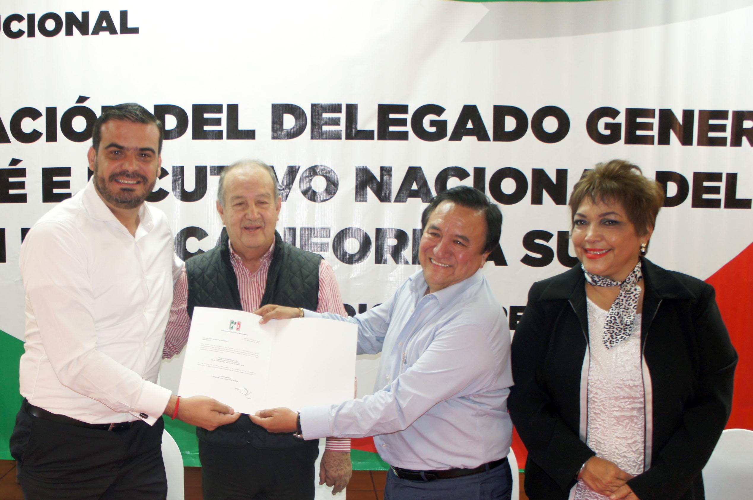 HABRÁ UN PARTEAGUAS DEL PRI EN BCS: HÉCTOR GUEVARA RAMÍREZ