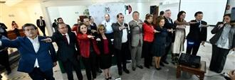 DESIGNAN A SERGIO JACOBO GUTIÉRREZ COMO VICEPRESIDENTE DE LA MESA DIRECTIVA DE LA CONFERENCIA NACIONAL DE ...