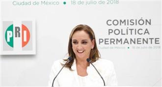 EL PRI SERÁ UNA OPOSICIÓN FIRME, CRÍTICA Y CONSTRUCTIVA: CLAUDIA RUIZ MASSIEU