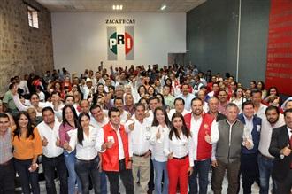 ELECCIÓN DE LA NUEVA DIRIGENCIA DEL PRI SERÁ POR EL MÉTODO DE ASAMBLEA DE CONSEJEROS POLÍTICOS