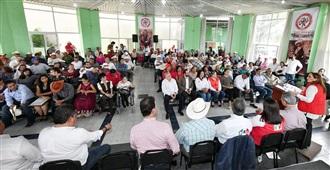 VIDA DEMOCRÁTICA INTERNA EN UN MARCO DE COHESIÓN, EL GRAN RETO DEL PRI: CLAUDIA RUIZ MASSIEU