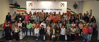 EN MARCHA EL PROCESO INTERNO DE RENOVACIÓN DEL PRI CON LAS ASAMBLEAS DE COMITÉS SECCIONALES