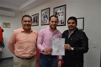 CARLOS ORTEGA TISCAREÑO NUEVO LÍDER DE RED JÓVENES X MÉXICO EN AGUASCALIENTES