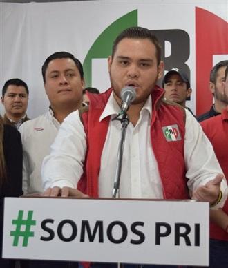 NOMBRAN A HIDROCÁLIDO DIRIGENTE JUVENIL NACIONAL DE DEMOCRACIA SOCIAL AVE