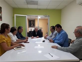 LA COMISIÓN DE PROCESOS INTERNOS DECLARA VÁLIDO PROCESO SON ELECTOS COMO PRESIDENTE Y SECRETARIA DEL CDE J...
