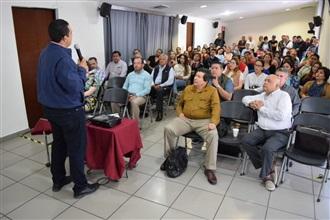 CAPACITA PRI A PERSONAL ADMINISTRATIVO SOBRE USO Y MANEJO DE REDES SOCIALES
