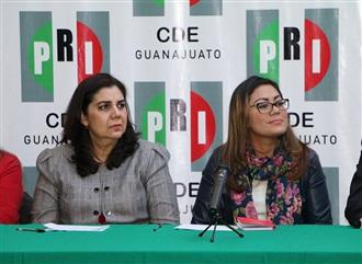 LA RENOVACIÓN DEL PRI VA A TENER TRASCENDENCIA SI TODOS PARTICIPAN: MARICELA VELÁZQUEZ