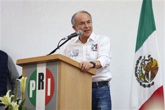 """""""San Luis Potosí seguirá siendo priista"""