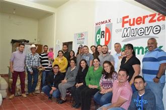 MOMAX TIENE ORDEN Y UN PRIISMO ACTIVO RECONOCE VERO HERNÁNDEZ