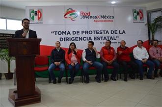 LOS JÓVENES PRIISTAS SE DECLARAN LISTOS PARA SER UN FACTOR QUE INCLINE LA BALANZA DEL TRIUNFO ELECTORAL A ...