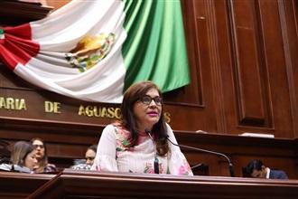 PALABRAS DE LA DIPUTADA MARGARITA GALLEGOS SOTO LLAMANDO A GENERAR UN COMPROMISO DE PARTICIPAR EN UNA CONT...