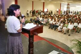 """""""El PRI escucha a la ciudadanía para crear políticas públicas: CDE-Veracruz"""