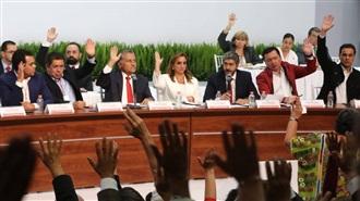 DECLINA EL PRI LA PARTICIPACIÓN DEL INE  EN LA ORGANIZACIÓN DE SU ELECCIÓN INTERNA