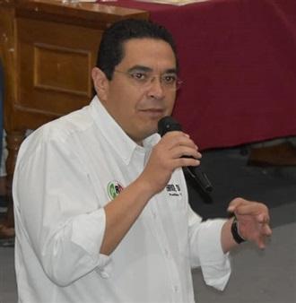 LAMENTABLE EL ACTUAR DE LAS COMISIONES DEL IEEN, SEÑALA PRESIDENTE DEL PRI, ENRIQUE DÍAZ