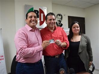 TOCA EL TURNO AL SENADOR MARIO ZAMORA DE REFRENDAR SU MILITANCIA PRIISTA
