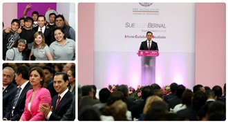 """""""Rendición de cuentas, deber y compromiso social: CDE- Edomex"""