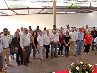 NOMBRA EL PRI NUEVO DIRIGENTE MUNICIPAL EN HUANUSCO