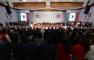 ELECCIÓN DEL NUEVO CEN DEL PRI, CON PARTICIPACIÓN DE TODA LA MILITANCIA: JVP