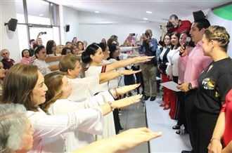ASUME ANAHÍ OCHOA DE VALDÉS PRESIDENCIA DEL VOLUNTARIADO ESTATAL DEL PRI