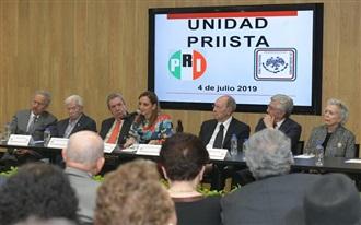 CONSOLIDAR LA TRANSFORMACIÓN DEL PRI, RETO DE LA PRÓXIMA DIRIGENCIA: RUIZ MASSIEU