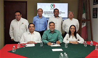 SE INSTALA ÓRGANO AUXILIAR DE LA COMISIÓN NACIONAL DE PROCESOS INTERNOS DEL PRI EN NAYARIT