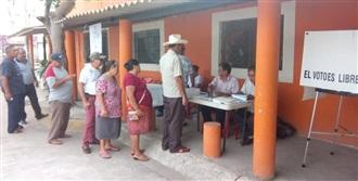 ORDENADO Y PARTICIPATIVO PROCESO DE ELECCIÓN DEL PRI EN NAYARIT