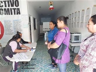 PARA ELECCIÓN DE DIRIGENTES NACIONALES DEL PRI SE INSTALARON TODAS LAS CASILLAS