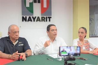 POSITIVO PORCENTAJE DE PARTICIPACIÓN EN LA ELECCIÓN NACIONAL INTERNA DEL PRI, EN NAYARIT.