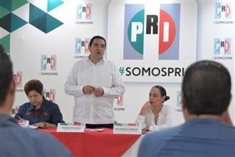 REANUDA PRI JORNADA DE AFILIACIÓN Y REFRENDO EN NAYARIT