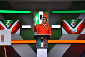 MORENA HA MOSTRADO SU PEOR CARA; SU GOBIERNO NO DA RESULTADOS A MÉXICO: ALEJANDRO MORENO