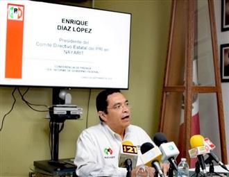 EL GOBIERNO DE MORENA, SIN RESULTADOS QUE APLAUDIR EN SU PRIMER INFORME: ENRIQUE DÍAZ