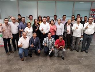 COMPROMISO Y TRABAJO. SESIÓN DE LA COMISIÓN POLÍTICA PERMANENTE DEL PARTIDO REVOLUCIONARIO INSTITUCIONAL E...