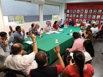 UNIDAD E INCLUSIÓN DE LAS CORRIENTES POLÍTICAS DEL TRICOLOR EN #AGUASCALIENTES
