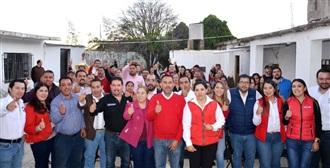 ARRANCA PROGRAMA REGIONAL DE POSADAS PRIISTAS EN CIUDAD CUAUHTÉMOC