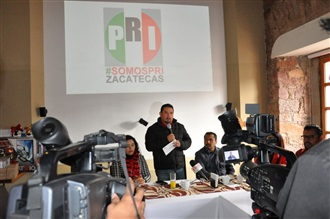 REALIZA PRI ESTATAL CONVIVIO NAVIDEÑO CON MEDIOS DE COMUNICACIÓN