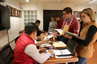 REGISTRA PRI ASPIRANTES A DIRIGENCIAS MUNICIPALES