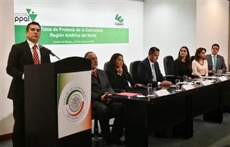 LLAMA ALEJANDRO MORENO A PARTIDOS POLÍTICOS DE LA COPPPAL A CUIDAR Y PROTEGER LAS INSTITUCIONES