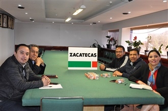 RECONOCE CEN DEL PRI TRABAJO DE ZACATECAS