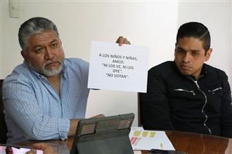 MENORES DE EDAD NO SON PRIORIDAD PARA LA 4T