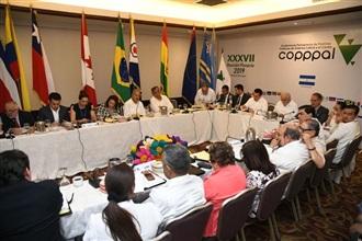 COPPPAL LLAMA A LA CIVILIDAD Y AL VOTO, DURANTE ELECCIONES MUNICIPALES EN REPÚBLICA DOMINICANA