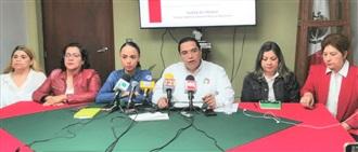 GOBIERNO DE MORENA SE MANTIENE OMISO ANTE EL INCREMENTO DE LA VIOLENCIA CONTRA LA MUJER EN MÉXICO: PRI