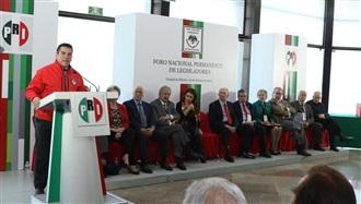 EL PRI NO PERMITIRÁ CAMBIOS A LA CONSTITUCIÓN QUE VIOLEN LOS PRINCIPIOS DEMOCRÁTICOS Y LASTIMEN LAS INSTIT...