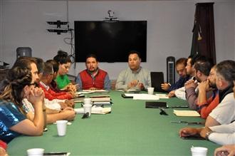 PIDE GUSTAVO URIBE REPRESENTACIÓN DE SECTORES Y ORGANIZACIONES PRIISTAS EN LOS 58 MUNICIPIOS