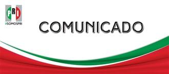PRI RESPALDA ACUERDO DEL INE DE SUSPENDER TEMPORALMENTE ELECCIONES EN COAHUILA E HIDALGO