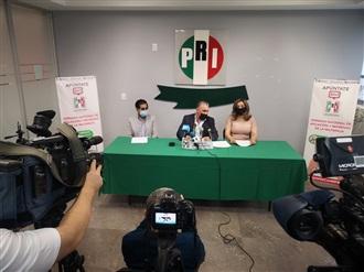 DESIGNA EL CEN DEL PRI EN AGUASCALIENTES A LA DIRIGENCIA PROVISIONAL DEL CDE: HUGO CONTRERAS ZEPEDA