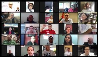 EL PRI ES EL ÚNICO PARTIDO CON PLENO COMPROMISO HACIA LOS MEXICANOS MIGRANTES: ALEJANDRO MORENO